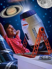 Win the Discovery Kids 2-in-1 Stars & Planets Space Projector in November.