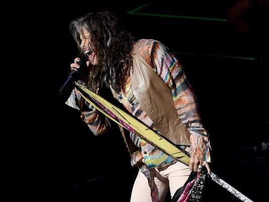 Steven Tyler Performs At The Dolby Theatre