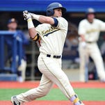 Conner Simonetti hit a team-leading 17 home runs for Kent State this past season.