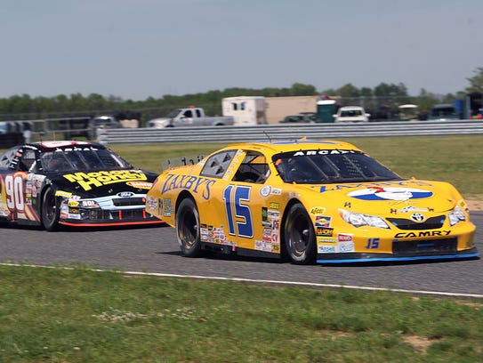 The ARCA Racing Series  at New Jersey Motorsports Park