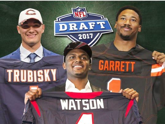 2017 NFL draft team grades: Who had best, worst classes?