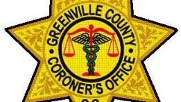 Greenville County Coroner's Office.