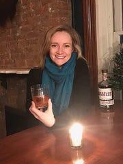 Brenna HcHugh, USBG vice president: Old-Fashioned.