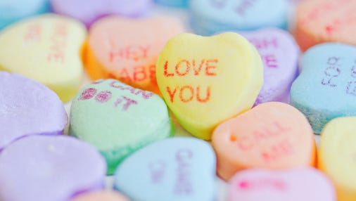 Valentine's Day is Wednesday, Feb. 14, 2018. How will you celebrate?