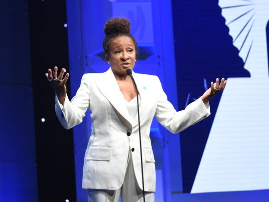 """Comedian Wanda Sykes brings her """"Oh Well"""" tourfor one night only toTarrytown Music Hall, Sept. 29."""