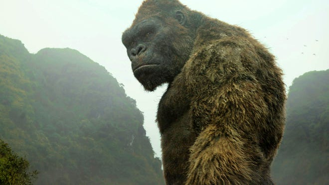 This big guy is the biggest reason to see 'Kong: Skull Island.'