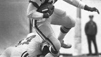 Wilbert Montgomery provided the Eagles with a stellar start; They've never seen the same team twice in seven NFC finals