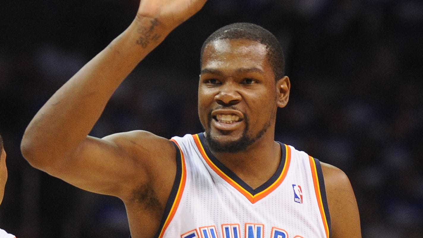 Kevin Durant Nike Shoe Deal