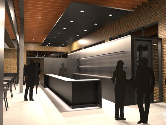 Plans for Noce call for a raised stage overlooking a full bar and cabaret seating for about 100.