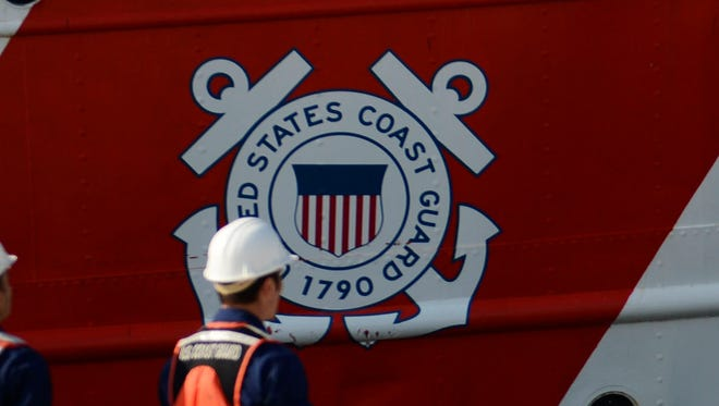 The Coast Guard has located the body of a man who reportedly jumped overboard following a stabbing incident at sea that left another man dead and a third person injured.