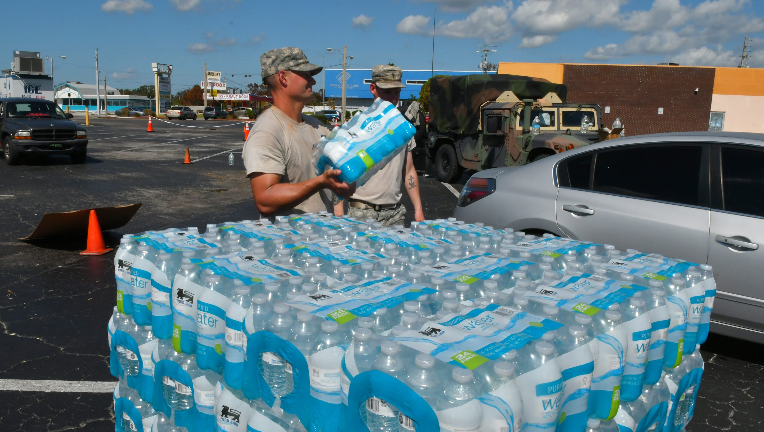 Water now safe for most Cocoa customers