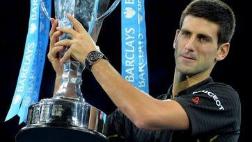 After slow start, Novak Djokovic dominates