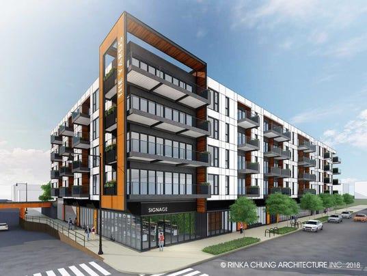 Milwaukee Walker\'s Point developer plans second apartment building