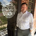 General Manager Anthony Craven took charge of WMSV-FM in June following the retirement of Steve Ellis.