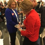 2016 candidate photos: Carly Fiorina in Iowa