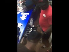 Bloomfield police release video of alleged armed robbery