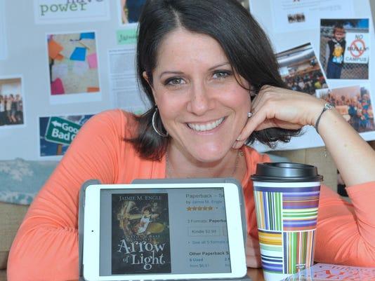 Anti-bully author Jaimie Engel