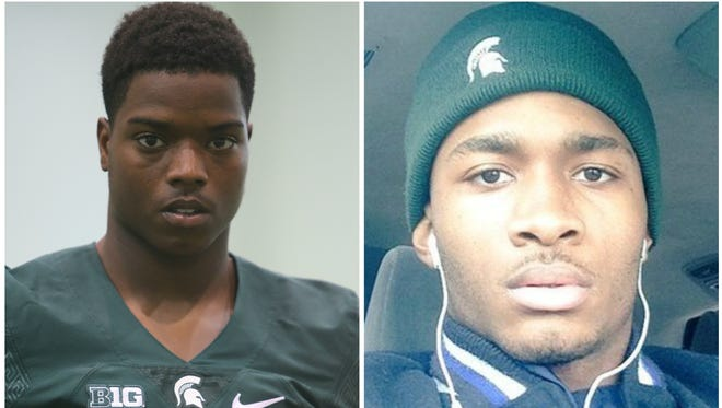 Left: Donnie Corley, Right: Justin Layne
