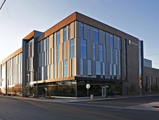 Gilbert is looking for a new tenant for the four-story,