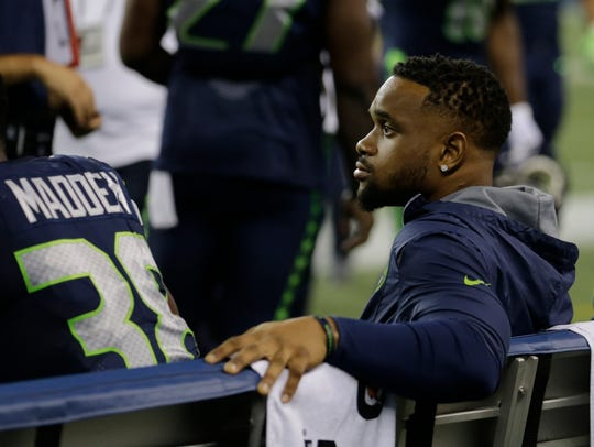 The Seahawks want Thomas Rawls to be their lead running