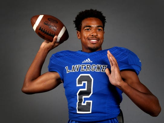 La Vergne's Keianthony Connor, is one of the players