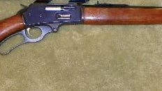 On Dec. 19, 2017, the Marathon County Sheriff's Department took a complaint of two long rifles being stolen from a town of Mosinee residence. As pictured, one of the stolen rifles was a 1970 Marlin Model 336 .35 caliber Centennial Edition rifle, without a scope. The guns were stolen sometime between Nov. 24 and Dec. 17, 2017.