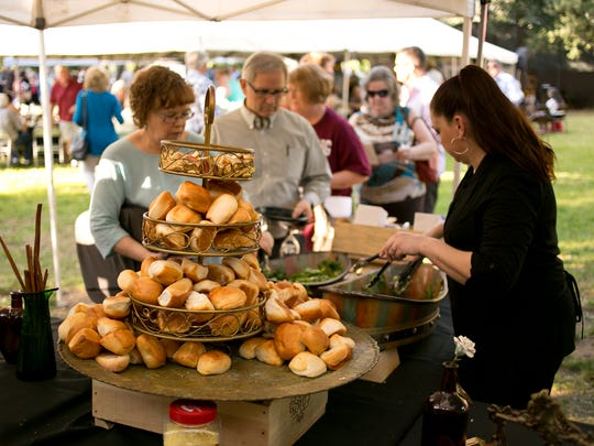 Shasta Historical Society hosts its Taste of History event this week at Shasta State Historic Park.