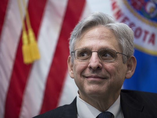 Former Supreme Court nominee Merrick Garland was on the minds of many during Neil Gorsuch's confirmation hearing.
