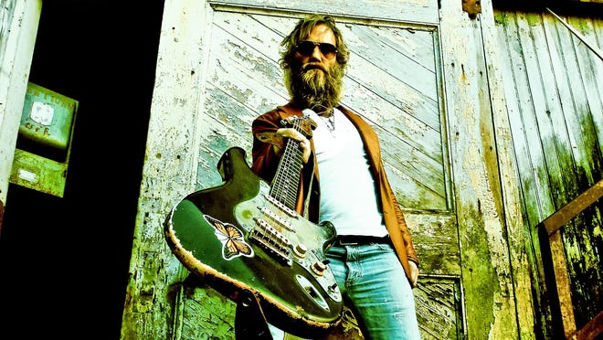 Anders Osborne performs Saturday at the Chenango Blues Festival in Norwich.
