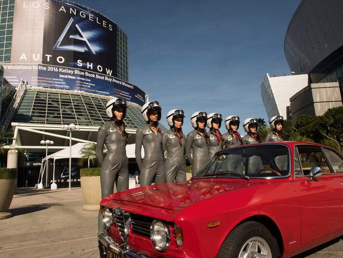 Brilliant Hot New Cars Revealed At Los Angeles Auto Show