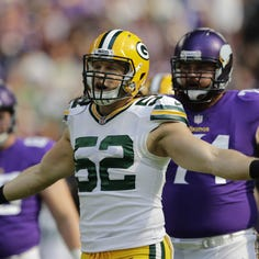 Dougherty: Packers need Clay Matthews playing inside
