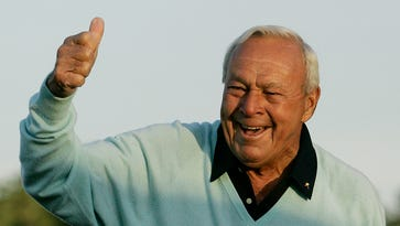 Locals react to the passing of golfing legend Arnold Palmer