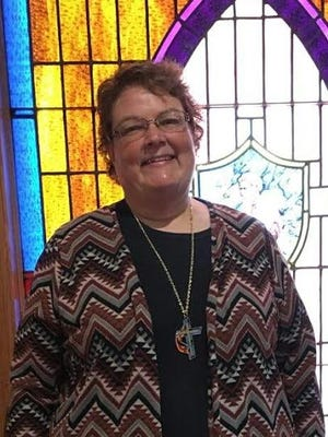 As of July 1, Cathy Hoffbeck (above) is serving as the pastor for the Lamberton Methodist and Jeffers United Methodist congregations.