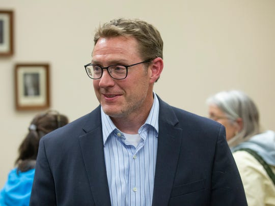 Spring Lake Heights Mayor Thomas O'Brien answers questions