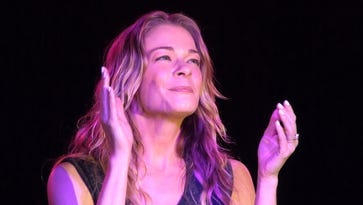 Singer-songwriter LeAnn Rimes performs in concert in Philadelphia on March 6, 2016. Rimes will perform at Andy Williams Performing Arts Center in Branson April 29.