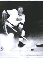 Detroit Red Wings great Marcel Pronovost died April