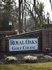 Royal Oaks Golf Course on Oak Street in North Cornwall Township.