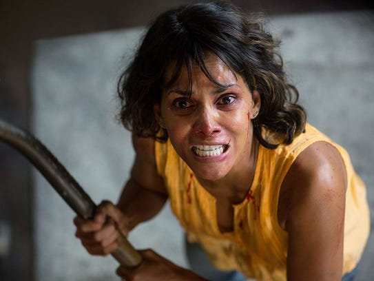 "Halle Berry in ""Kidnap."""