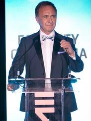 Equality California Executive Director Rick Zbur delivered