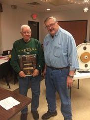 The Merrill Lions Club awarded a Melvin Jones Fellowship
