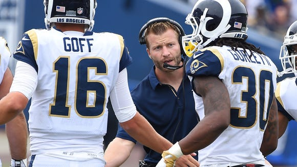 The Bills and Rams are proving how much coaching matters in the NFL