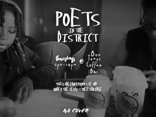 Poets in the District