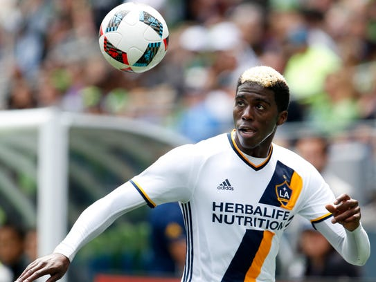 Gyasi Zardes' hair isn't an homage to Wesley Snipes'