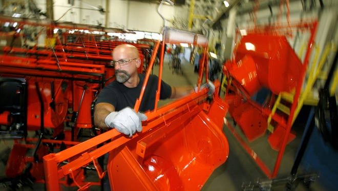 Ariens employs about 2,000 people, half of them at the facility in Brillion.