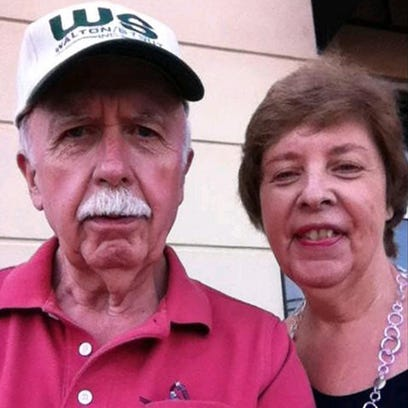 Police are searching for Bob and June Runion who were