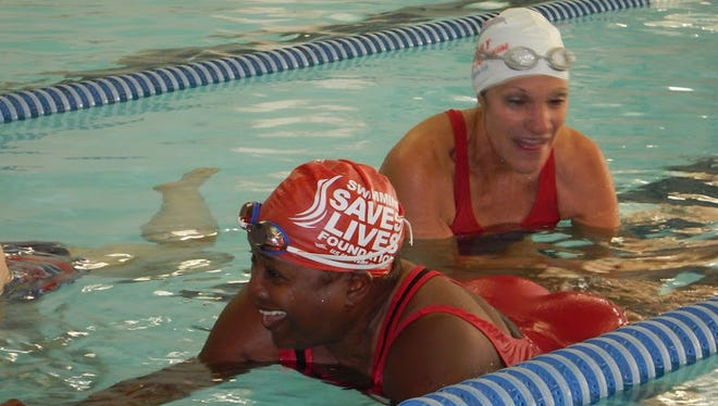 Greenville Splash will be offering free adult swim lessons