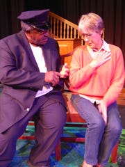 Jane E. Ballurio is Miss Daisy Werthan and Tommy Crawford