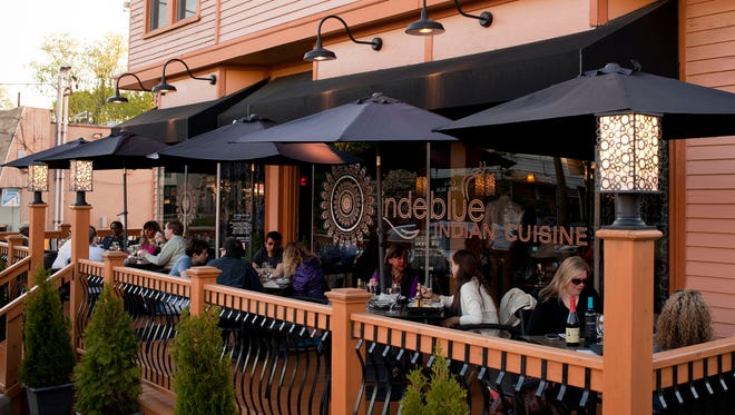 The owners of Indeblue have announced plans to close after a decade in West Collingswood. The restaurant started across the street, where Zeppoli is now, and then moved to the bigger location with a large front deck. They still own a Philadelphia location, which they are expanding.