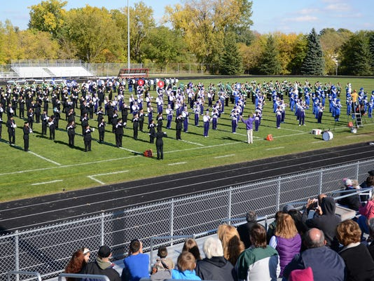 GPG Marching Band Showcase