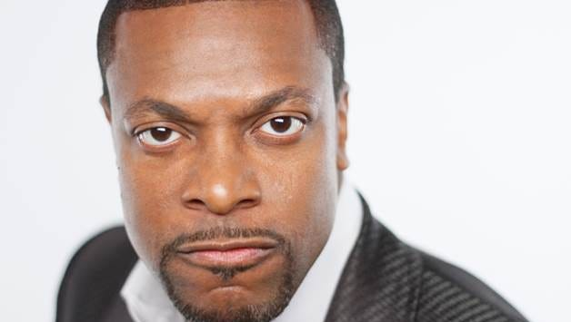 Actor and comic Chris Tucker brings his stand-up comedy tour to the Fox,.